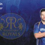 Ben Laughlin Rajasthan Royals IPL 2018
