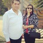 Vidushi Kaul parents