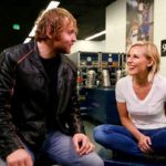 Renee Young With Dean Ambrose