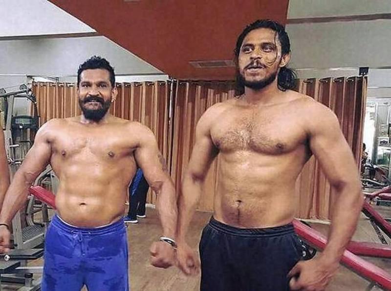 Raghav Uday and Anil Verma
