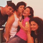 Rati Pandey family