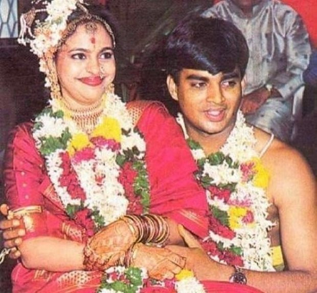 R. Madhavan's wedding picture