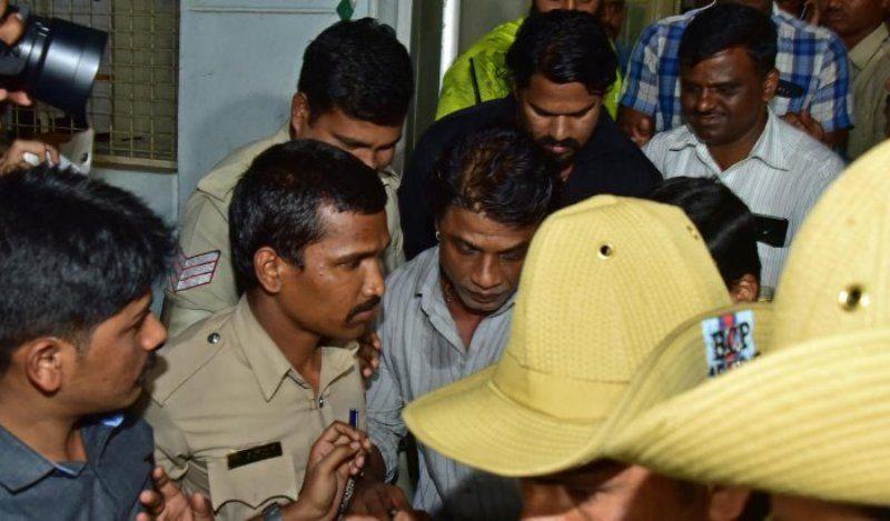 Vijay Duniya Arrested