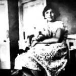 Dina Wadia childhood photo
