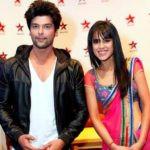 Nia Sharma with Kushal Tandon
