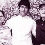 Aamir Khan With His Parents