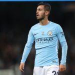 Bernardo Silva playing for Manchester City