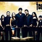 Toss movie poster