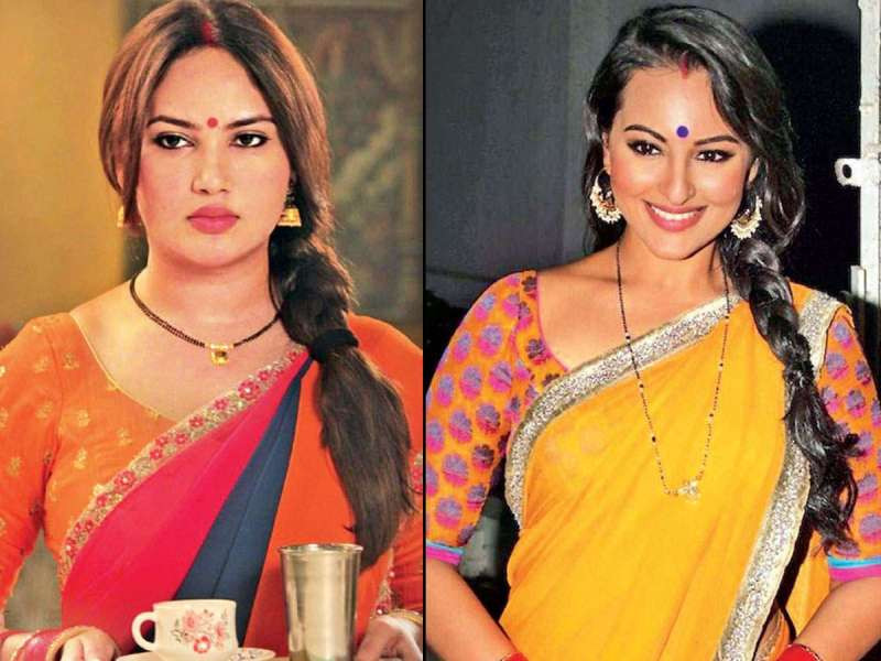 Kamna Pathak's Resemblance With Sonakshi Sinha