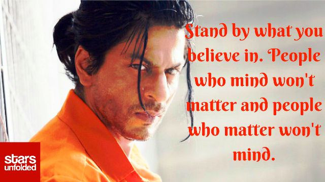 SRK Inspirational Quote 15