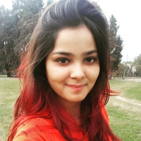 Shraddha Sharma profile