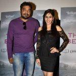 Anurag Kashyap with his Ex-wife Aarti Bajaj