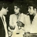 Kumar Gaurav Drinking with Sanjay Dutt