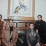 Jai Ram Thakur With His Elder Brother and Sister-in-Law