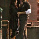 Demi Moore with Harry Morton