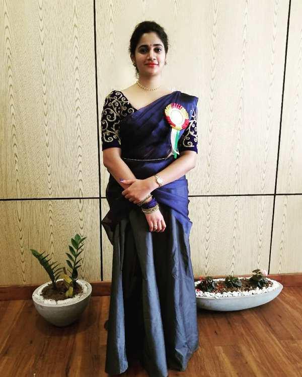 Losliya Mariyanesan pic