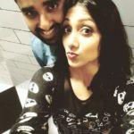 RJ Vaishnavi With Her Boyfriend