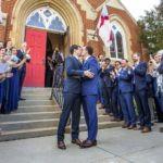Pete Buttigieg Wedding Photo