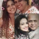 Vividha Kirti Parents
