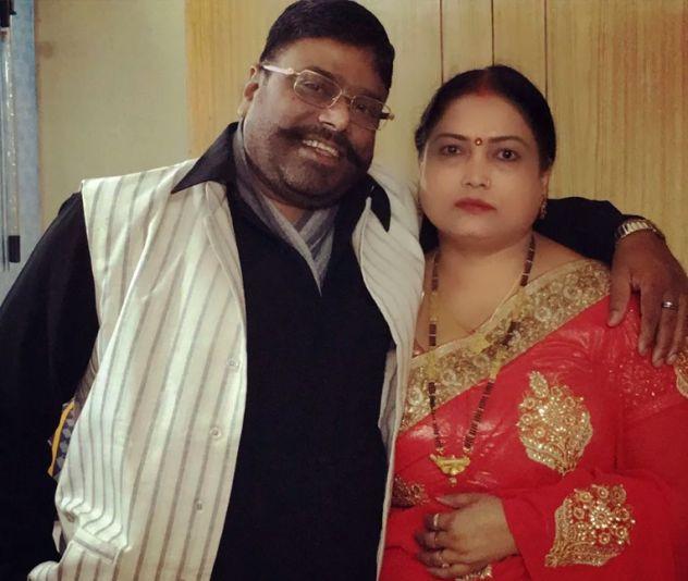 Chirag Paswan's step sister Asha Kumar