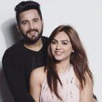 Priya Bathija with her husband Kawaljeet Singh