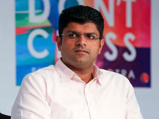 Dushyant Chautala Age, Caste, Wife, Family, Biography & More