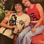 Danny Denzongpa dated actress Kim Yashpal