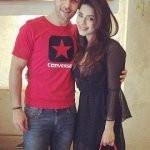 Sanjay Gagnani with girlfriend