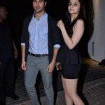 Alia Bhatt with Varun Dhawan