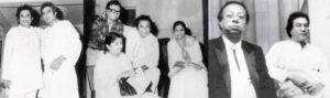R. D. Burman, Rajesh Khanna and Kishore Kumar