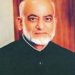 Father of Nawaz Sharif