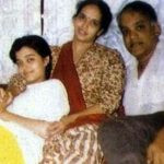 Aishwarya Rai in school days