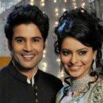 Rajeev Khandelwal with Aamna Sharif