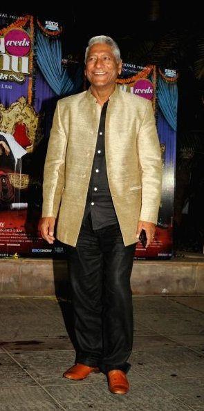 Actor Rajendra Gupta