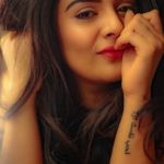 Sreemukhi Tattoo