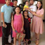 Manny Pacquiao family