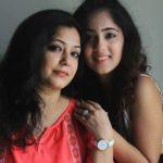Surabhi Mehra With Her Mother