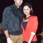 Nandish Sandhu with his Ex-wife Rashami Desai