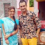 Sucheta Khanna and Abbas Khan