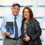 Garry Marshall with his daughter, Lori Marshall