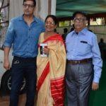 Priyanshu Chatterjee Parents