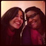 Shweta Tripathi With Her Sister Pooja