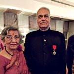 Jayant Sinha's Parents