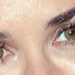Demi Moore Different Eye Color