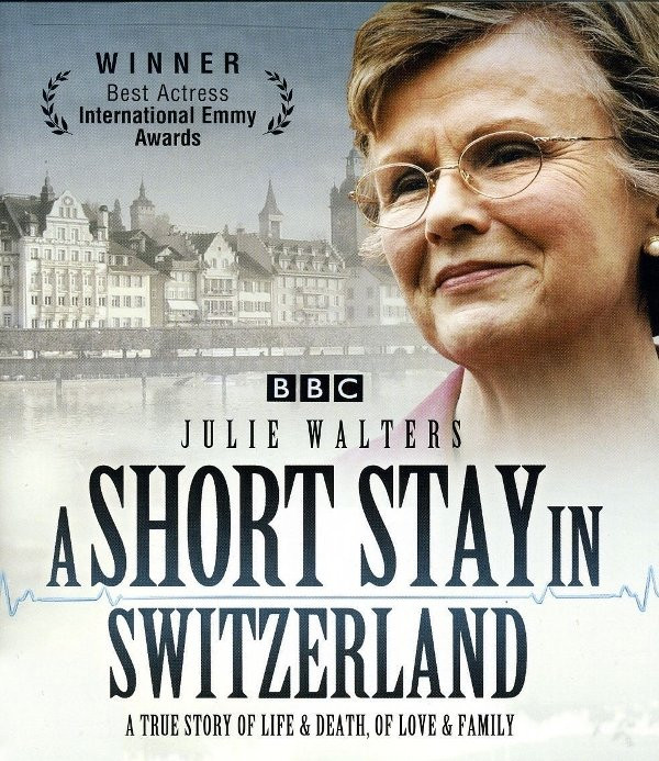 A Short Stay In Switzerland Poster