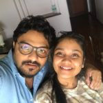 Babul Supriyo with Sharmilee