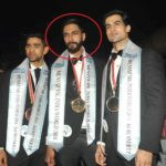 Prateik Jain - Mister India World 2014
