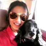 Ashlesha Sawant loves dogs