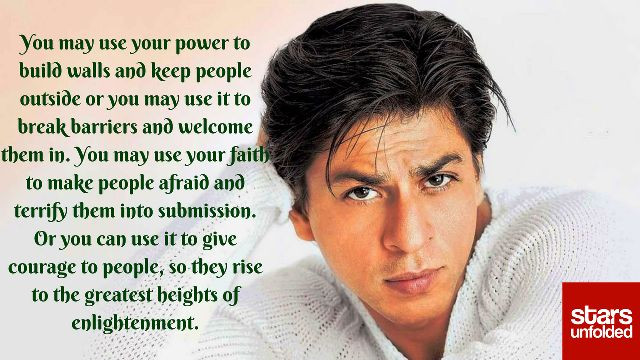 SRK Inspirational Quote 13