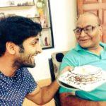 Vaibhav Tatwawaadi With His Father